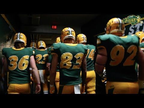 NDSU Football Shuts Out Colgate 35 - 0 in FCS Quarterfinals