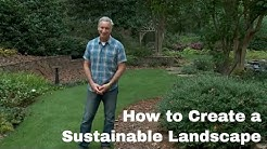How to Create a Sustainable Landscape