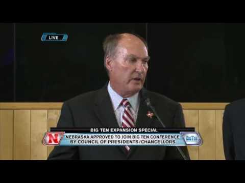 Big 10 Welcomes Nebraska!!!