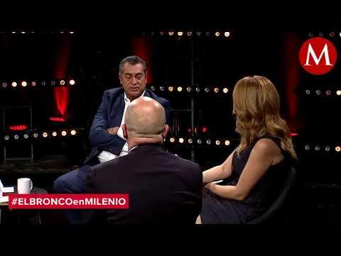 El Bronco niega acuerdo con el gobierno en contra de AMLO
