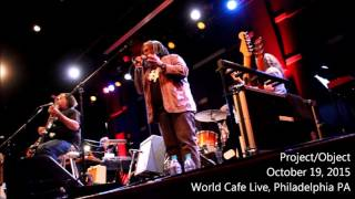 Teenage Wind - YouTube ♫ Project/Object, World Cafe Live 10.19.15