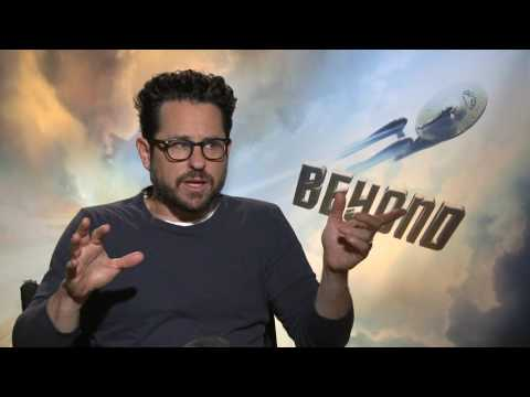Star Trek: Beyond: Producer JJ Abrams Official Movie Interview