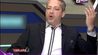 """تامر امين يوجه أسئلة لــ """"حسنى مبارك والسيسي والبلتاجى ومرسى والشاطر """""""