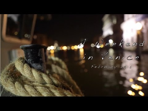 TV Everywhere: Fim de semana em Veneza - A Weekend in Venice