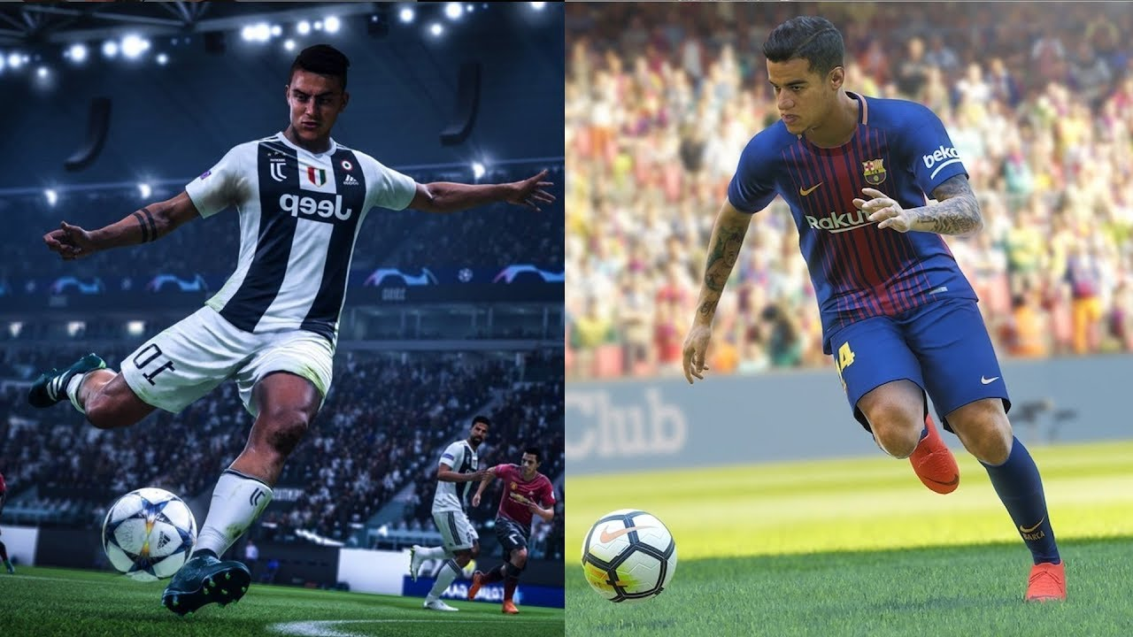 FIFA 19 And PES 2019 - 15 NEW Things You NEED To Know Before You Buy