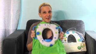 Pack n Potty Review on Nonperfect Parenting