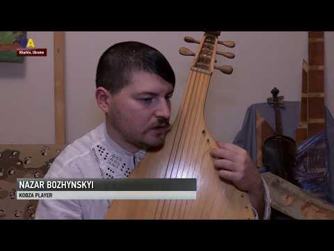Kobzar from Kharkiv