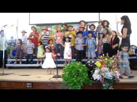 VBS 2010: Saddle Ridge Ranch Theme Song
