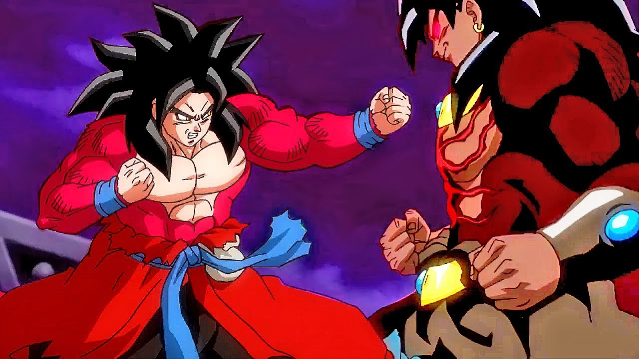 Image result for super dragon ball heroes universe mission 10