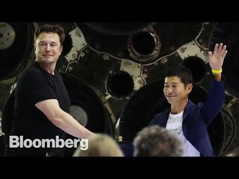 Elon Musk's First Moon Tourist is an Eccentric Billionaire