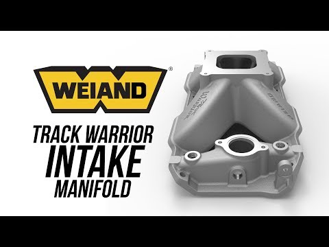Weiand Track Warrior Manifolds - YouTube