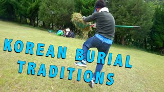 Korean Burial Traditions