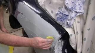 REAR QUARTER PANEL & DOOR REPAIR (Part 6)