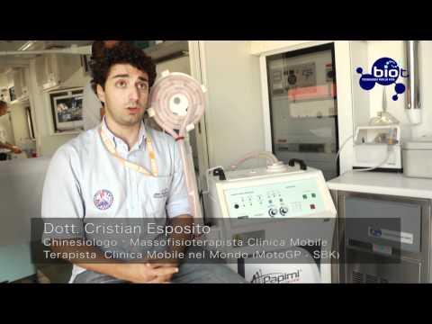 Efficacia Papimi per terapia Enerpulse sulla Clinica Mobile di Imola - Dott. Costa