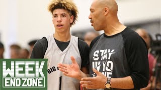 Is LaVar Ball SABOTAGING LaMelo's Future? -WeekEnd Zone