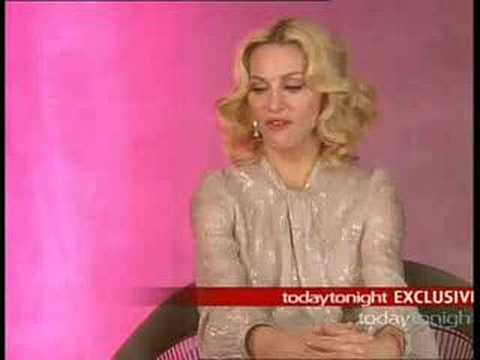 madonna hard candy interview