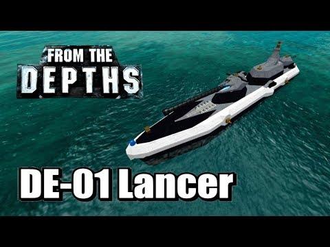 DE-01 Lancer - Subscriber Craft Review