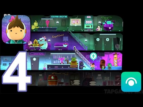Love You To Bits - Gameplay Walkthrough Part 4 - Levels 10-12 (iOS)