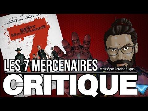 Critique Du Film - Les 7 Mercenaires streaming vf
