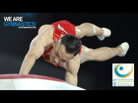 2017 Artistic Worlds, Montreal (CAN) - Men's All-around Final, Highlights - We are Gymnastics !