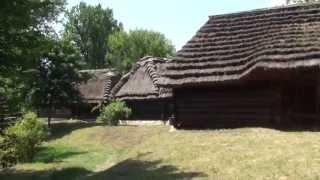 Open Air Village Museum in Poland (Film part 2) Skansen w Lublinie. Muzeum Wsi Lubelskiej 2012