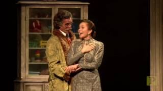 "Highlights From ""The Cherry Orchard"" Starring Diane Lane, John Glover, Joel Grey and Chuck Cooper"