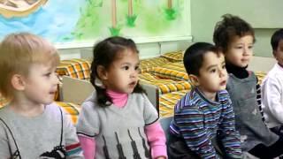Английский язык в детском саду (Навои)