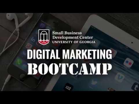 UGA SBDC | Digital Marketing Bootcamp