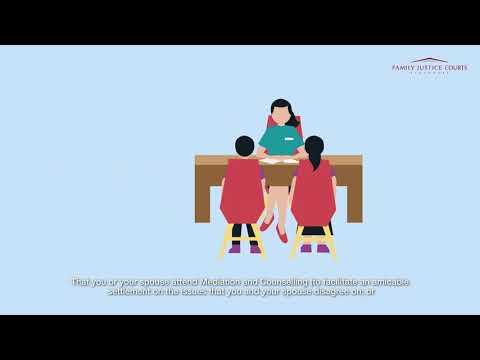Family Justice Courts – Divorce in Singapore: Be informed (Contested Divorce)