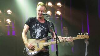 Sting - Down, Down, Down (Live in Hollywood)