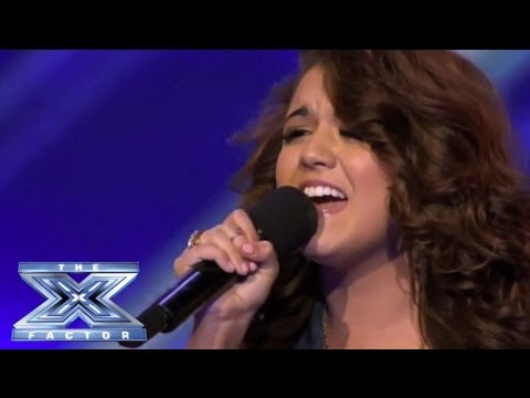 Download Rylie Brown - Forgets the Lyrics at First BUT... - THE X FACTOR USA 2013