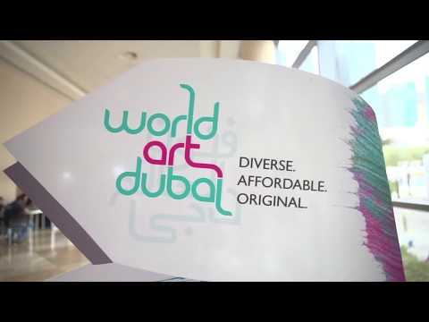 World Art Dubai 2018 Day 1 Highlights
