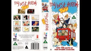 My Best Friends Too (1994 UK VHS)