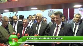 Muğla'da ''Tarım Fuarı'' düzenlendi