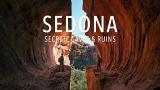 Sedona   Secret Caves & Ruins Boynton Canyon   Arizona