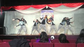 7Angels Sweden Tamil Dance Program 2014, Chennai city gangsta, munbe vaa, Hossana, music video boom