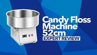 Candy Floss Machine - 52cm