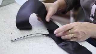 Этапы пошива обуви ручной работы(LeatherLAB. Мастерская обуви и изделий из кожи ручной работы. Изготовим на заказ. Челябинск vk.com/lab_leather., 2015-11-16T19:46:47.000Z)