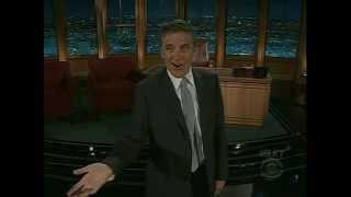 Late Late Show w/ Craig Ferguson 04/16/2009 - Madeleine Albright, Amy Smart