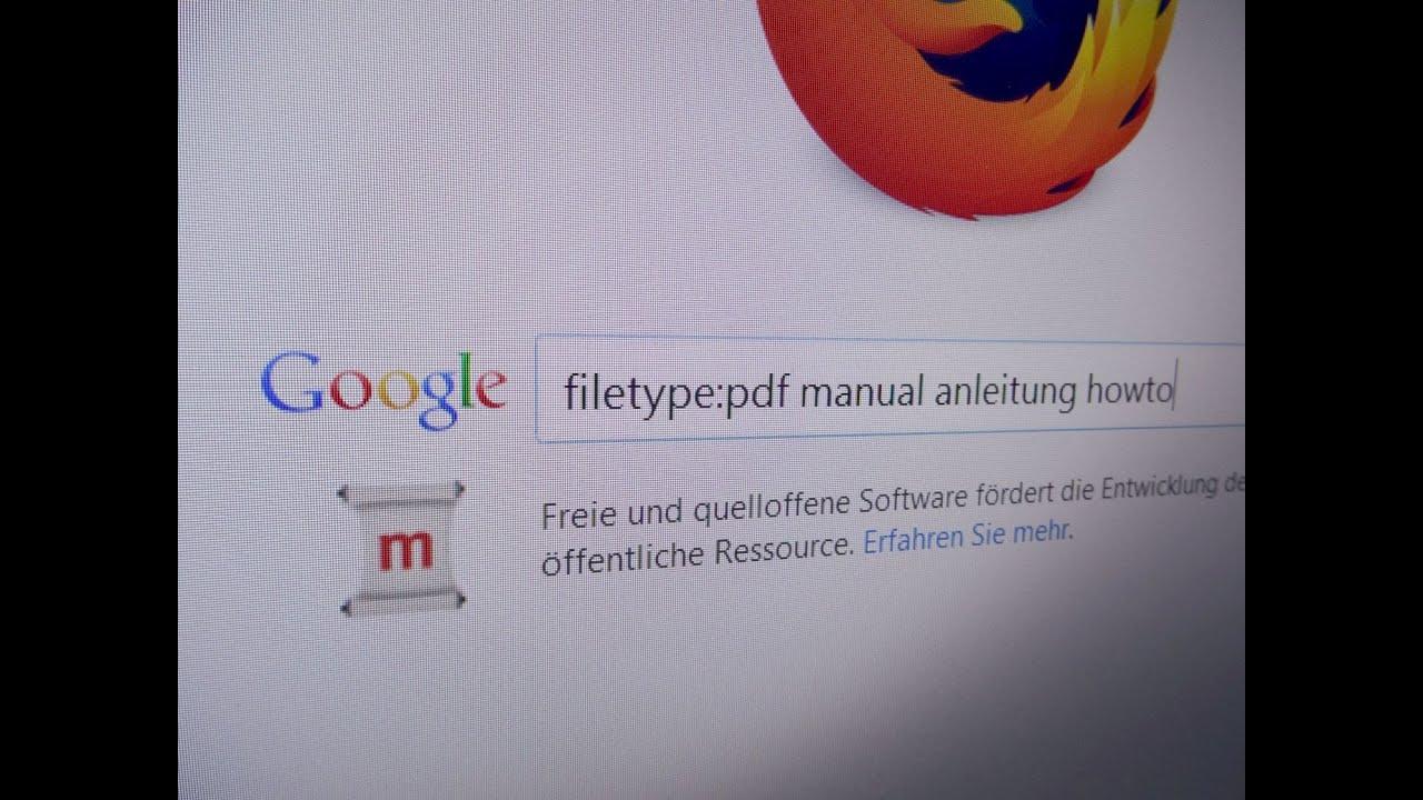 Pdf Suchen Google