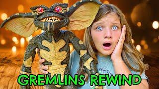 GREMLINS REWIND..GREMLINS THE MOVIE! ATTACK of THE VILLAINS