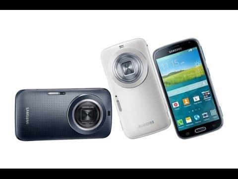 Samsung Galaxy K Zoom [S5 Zoom / Zoom 2], your selfie ...
