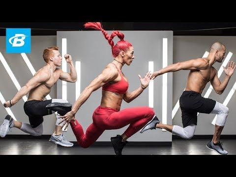 Training Program Overview | FYR: Hannah Eden's 30 Day Fitness Plan