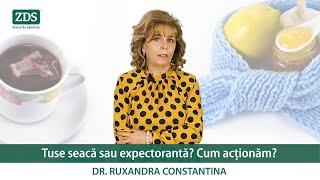 Tuse seacă sau tuse productivă? Remedii naturale - Imunitate - Gripă și răceală