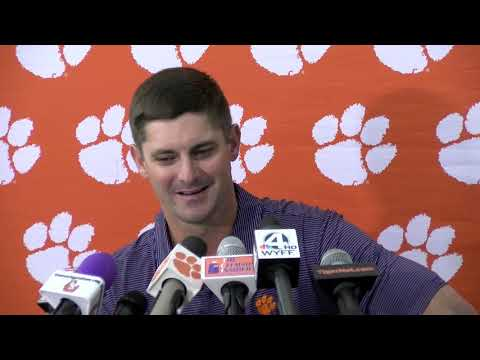 Scott says staff consistency at Clemson is rare
