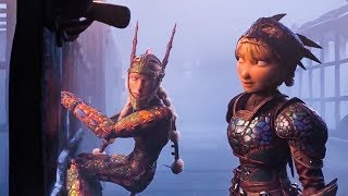 How To Train Your Dragon 3 'Dragon Rescue' Movie Clip (2019) HD