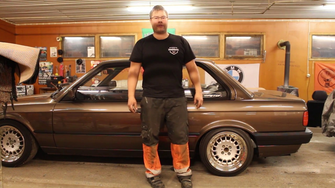 Bmw E30 M52 Turbo Winter Maintenance S02e01 Youtube
