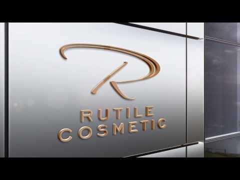 化粧品開発会社のロゴデザイン作成例
