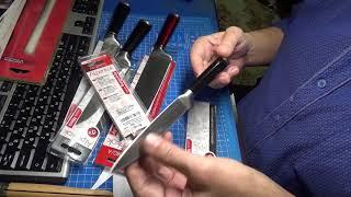 Ножи Alpenkok vs Opinel vs Samura vs Bergner