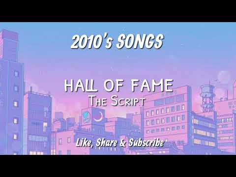 2010's POP SONGS (Miley Cyrus, The Script, Rihanna) Nonstop #2